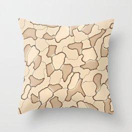 Sepiacamo Throw Pillow