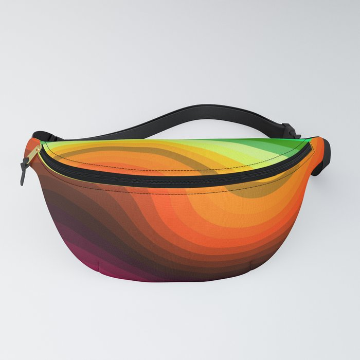 Lines Fanny Pack