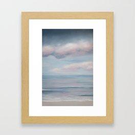 Sea View 274 Framed Art Print