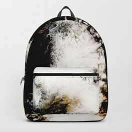 Royal B.W. Abstract Backpack