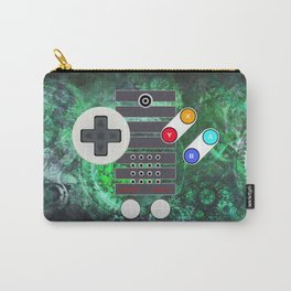 Classic Steampunk Game Controller Carry-All Pouch