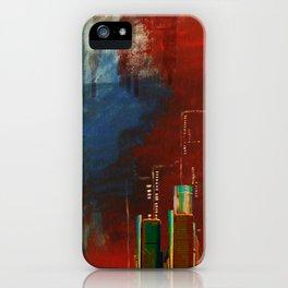 Death of Detriot - Skyline  iPhone Case