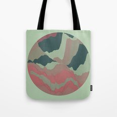 TOPOGRAPHY 008 Tote Bag
