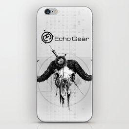 Echo Gear - Immediate History iPhone Skin