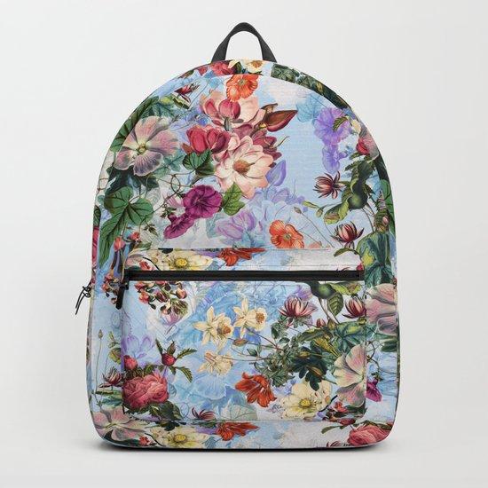 Summer Botanical Garden IX-II Backpack