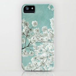 flowering season iPhone Case