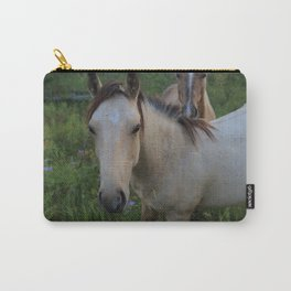 Wild Horses 3 Carry-All Pouch