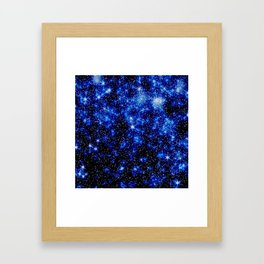 Galaxy Framed Art Print