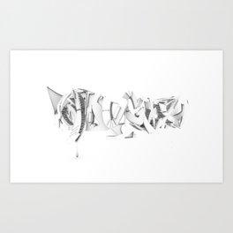 Endogfx Art Print