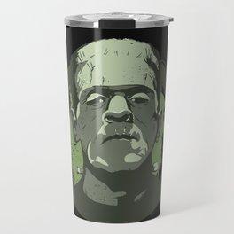 Horror Monster | Frankenstein Travel Mug
