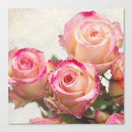 Rose Beauty Canvas Print
