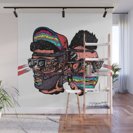 Bass Brothers Wall Mural