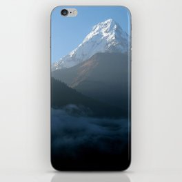 Mountains at Sunrise Poon Hill iPhone Skin