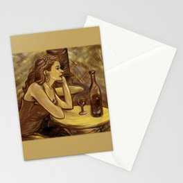 Molly Hooper: The Hangover Stationery Cards
