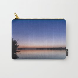 Sunset at the lake. Carry-All Pouch