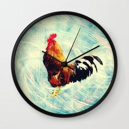 Les aventures du coq [2] Wall Clock