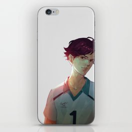 Bitchy Oikawa iPhone Skin