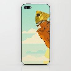 Like A Hood Ornament iPhone & iPod Skin