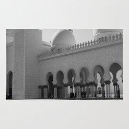 Sheikh Al Zayed mosque Abu Dhabi nº1 Rug