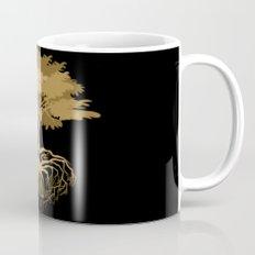 Heart Tree - Orange Mug