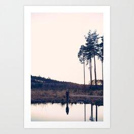 jess2 Art Print