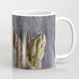 Purple asparagus Coffee Mug