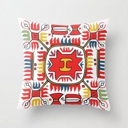 Shevica ~+~1 Throw Pillow