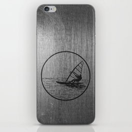Windsurfing iPhone Skin
