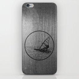 Windsurfing iPhone Skin