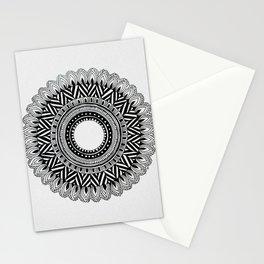 A4 Mandala 4 Stationery Cards