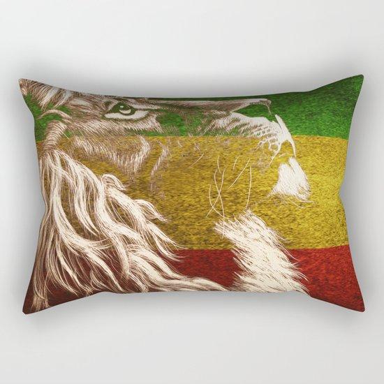 King Of Judah Rectangular Pillow
