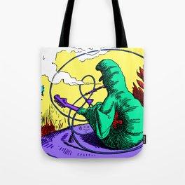 The Caterpillar! Tote Bag