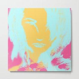 GRAFFITI 0001 Metal Print