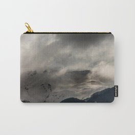 Mountainous terrain Carry-All Pouch