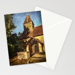 St Laurence Church Tidmarsh Stationery Cards