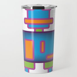 Robot 03 Travel Mug