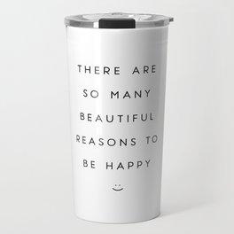 So Many Reasons 02 Travel Mug