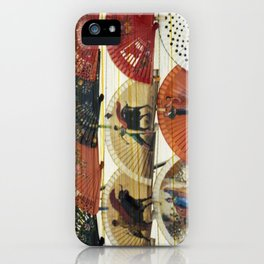 Spanish Scratched Fans iPhone Case