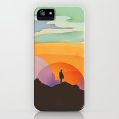 I Like to Watch the Sun Come Up iPhone (5, 5s) Slim Case