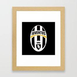 Juventus Framed Art Print