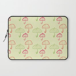 Happy Umbrella Laptop Sleeve