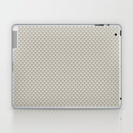 Wolf Gray Scales Pattern Laptop & iPad Skin