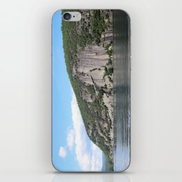 Summer's End: Roger's Rock on Lake George iPhone Skin