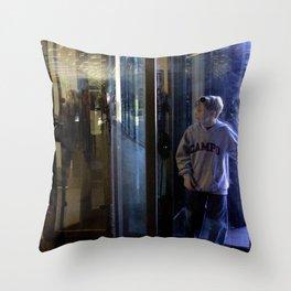 Do You Follow? Throw Pillow