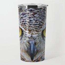 I'm watching you Travel Mug