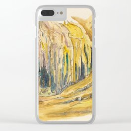 Carlsbad Cavern National Park Clear iPhone Case