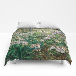 Windflowers Comforters