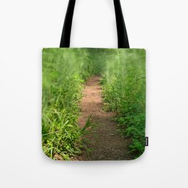 Windy Goose Creek Trail Tote Bag