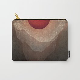 An Unfamiliar Place (A Familiar Path to Follow) Carry-All Pouch