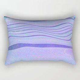 Glytch 06 Rectangular Pillow
